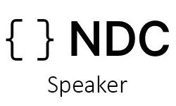 NDC Speaker
